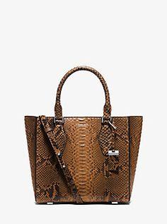 Michael Kors Marina N S Mk Signature Large Drawstring Tote Bag Vanilla Beige Nwt Michaelkors Totespers Handbags Pinterest