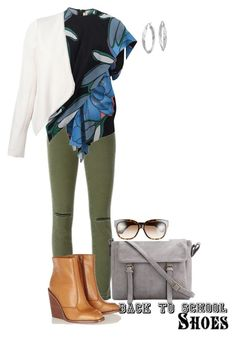 """Walk on."" by bellrae ❤ liked on Polyvore featuring J Brand, See by Chloé, Marni, Blue Nile, Vanessa Bruno and Balenciaga"