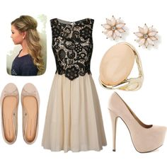 """""""Outfit for a wedding guest."""" by lilyking229819 on Polyvore"""