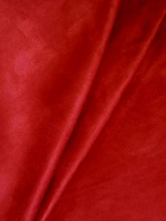 "Microfiber Faux Suede color Merlot interior decorating fabric  in a slight purplish red color, a multipurpose home interior decorating fabric  medium weight for window treatments & drapery, headboards, accent pillows, slipcovers, light upholstery & cushions, other interior decorating  100% POLYESTER  60""W  special purchase price $8.95, regular price $21.95, by the yard, for as long as it lasts, limited quantity, can not be reordered  #homefabric #microfiber #microsuede #homedecor"