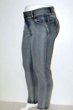 Womens RICHCOW Plus Size Jeans RCK-S02033PM #RICHCOWJEANS #StraightLeg