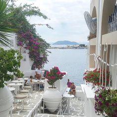 Molos Seaside Café | Bar, Chalkidiki, Greece