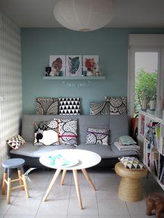 sweet tiny living room