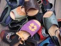 how to make handmade leather shoes, boots, sandals