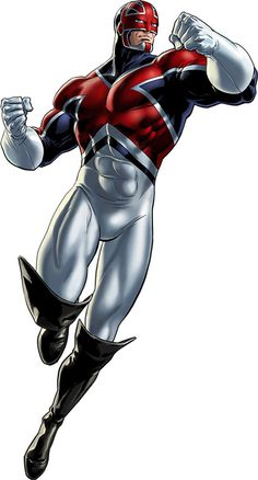 Marvel Avengers Alliance Captain Britain Class by on DeviantArt