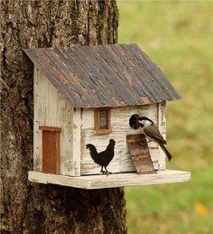 Bird hous