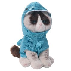 4056240 Grumpy Cat Shark Beanbag #Gund #GrumpyCat #Enesco