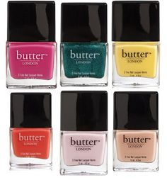 Beautiful bright and pastel colours #ButterLondon #SpringatSimplyBe  http://www.feelgoodessentials.co.uk/shop/1/_/N-1ytvfxd/Ntt-butter+london/products/show.action?hnid=4282808161=cmr