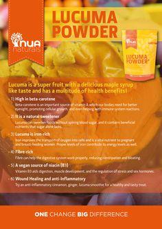 Benefits of Lucuma powder Going Vegetarian, Vegetarian Cooking, Healthy Treats, Healthy Eating, Healthy Mind, Organic Recipes, Raw Food Recipes, Raw Food Diet, Ibs Diet