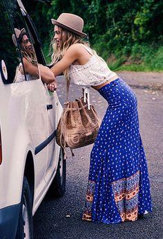 Lilah Skirt