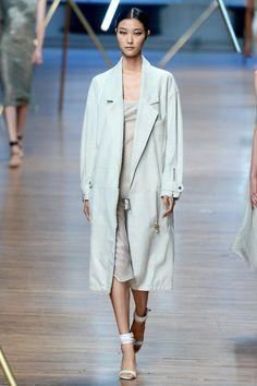 Jason Wu | Spring/Summer 2014 Ready-to-Wear Collection via Designer Jason Wu | Modeled by Ji Hye Park | September 6, 2013; New York