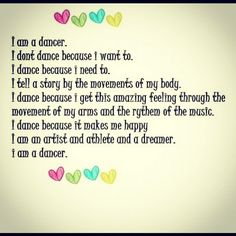 #dance #quotes #dancequotes #hiphop #lyrical #jazz #contemporary #ballet #modern #highland #tap #irish #love