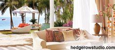 Hedgerow Studio Lighted Patio Umbrella Patio Umbrellas, Studio Lighting, Outdoor Furniture, Outdoor Decor, Bed, Home Decor, Decoration Home, Stream Bed, Room Decor