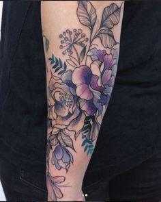 #tattoo #colors