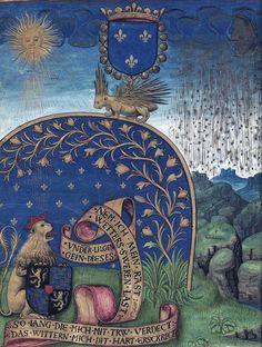 Histoire généalogique des Rois de France, depuis les origines jusqu'à Louis XII (1501).