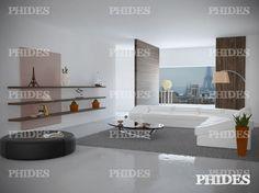Living room 1 | 3D Model Interior design modern luxury