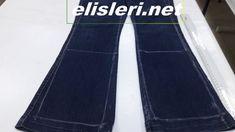 Eski Kot Pantolondan Yelek Nasıl Yapılır. – El İşlerimiz Crochet, Pants, Islam, Fashion, Embroidery On Jeans, Sewing Tutorials, Crocheting, Zapatos, Trouser Pants