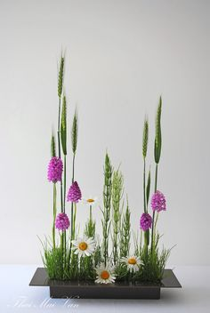how to create a parallel flower design - Google Search