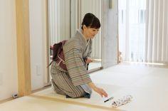 初開講の「日本舞踊に学ぼう・着物の所作レッスン」に潜入レポート☆ | WAnocoto