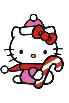 hello kitty christmas  Christmas  Pinterest  Hello kitty Hello