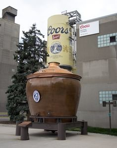 Coors Brewery Tour in Golden, Colorado | A Travel for Taste