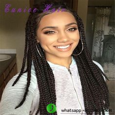 Wholesale synthetic 18inch crochet 3S box braids