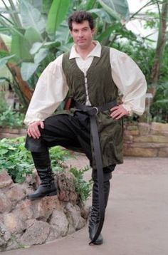 Medieval Clothing for Men