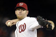 #MLB: Stephen Strasburg vuelve a la rotación de los Nacionales