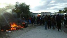 ΕΛΛΗΝΙΚΗ ΔΡΑΣΗ: ΚΟΙΝΩΝΙΑ Λέσβος: Μεγάλη διαδήλωση μεταναστών και π...