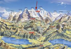 Image detail for -... Foundation High Altitude Research Stations Jungfraujoch and Gornergrat