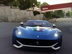 "Ferrari F12 Berlinetta ""Italia"" by Lukynix Designs   #ferrari #berlinetta #lukynix #xboxone #forzamotorsport6"