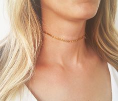 Check out this item in my Etsy shop https://www.etsy.com/il-en/listing/466595237/gold-choker-necklace-gold-tattoo