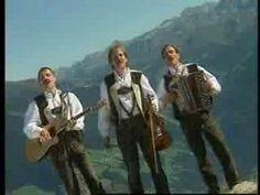 Zellberg Buam - Tiroler Zeit