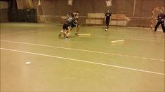 Handball 1:1, offense and defense training U15,U17