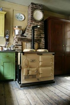 lovely old stove