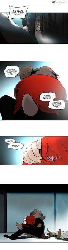 Tower of God - so emotional! Favorite emotional scene! <3