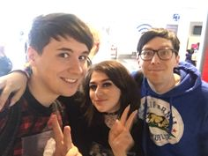 I don't know why, but I ship Dan and the girl. Normally I never ship anything but I think Dan needs a fun goth