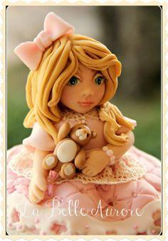 Sugary dreams of a little girl!    -- La Belle Aurore https://www.facebook.com/pages/La-Belle-Aurore/291379387624300?ref=hl