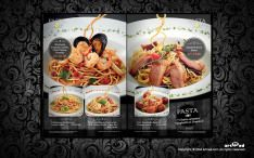 SOP menu Branch menu and Promoting bunting Type: Bar and Fine Dining Restaurant Job: Menu and Promotion Bunting Location: PJ Malaysia