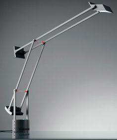 Tizio cuerpo1 La luminaria clásica del mes: TIZIO de Richard Sapper. Artemide, 1972