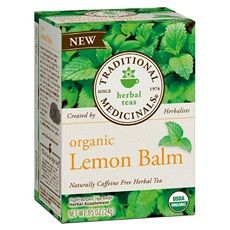 Traditional Medicinals Lemon Balm Tea 16 Bag Pack of 6 Review Buy Now