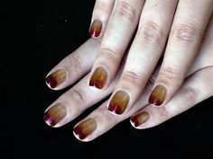 Fall on Fire Nails | http://www.makeup.com/article/fall-on-fire-nails-manis-with-miss-pop-how-to/