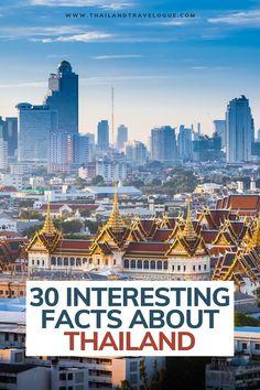 Top 30 Interesting Facts about Thailand Koh Phangan, Thailand Travel Guide, Asia Travel, Krabi, Phuket, Bangkok, Amazing Destinations, Travel Destinations, Travel Photos