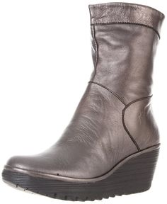 FLY London Women's Yari Ankle Boot >>> To view further, visit now : Boots Shoes