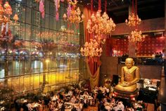 Buddha Bar Lounge - Paris