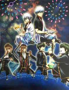 Watch anime online in English. You can watch free series and movies online and English subtitle Sword Of The Stranger, Gintama Funny, Gintama Wallpaper, Comedy Anime, Gekkan Shoujo, Okikagu, Skullgirls, Fandom, Me Me Me Anime