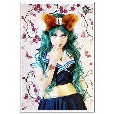 Foxy Lady 3 > Large Poster Prints > Goldfishdreams Prints
