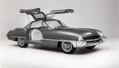1962 Ford Cougar 406 Concept Car