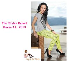The Styles Report, Marzo 11, 2013  http://on.fb.me/ZDuZ2W