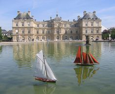 Jardin du Luxembourg, Paris.  One of my favorite places in the world.